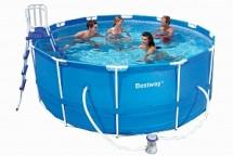 Каркасный бассейн BestWay 366х122 см, 10250л