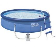 Бассейн Intex Easy Set, 457х122см, 14141л