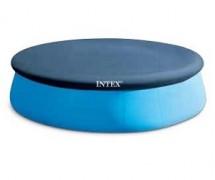 Тент для надувного бассейна Easy Set 305см ,выступ 30см (28021)