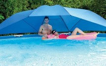 Солнечный навес для каркасных бассейнов от 366 до 549см (28050)