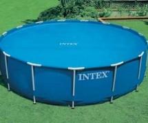 Солнечное покрывало для бассейнов Easy Set и Metal Frame 549см (29025)