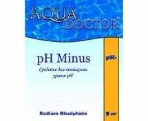 Средство для понижения уровня pH, pH-Минус, 5кг (PHM-5)