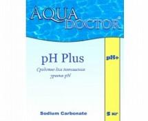 Средство для повышения уровня pH, pH-Плюс, 5кг (PHP-5)