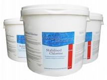 Хлор в гранулах, быстрорастворимый, на основе 60% активного хлора, 5кг (C60-5)