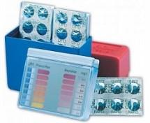 """Таблеточный тестер """"AquaDoctor"""" Br и pH"""