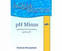 Средство для понижения уровня pH, pH Минус, 10кг (PHM-10)
